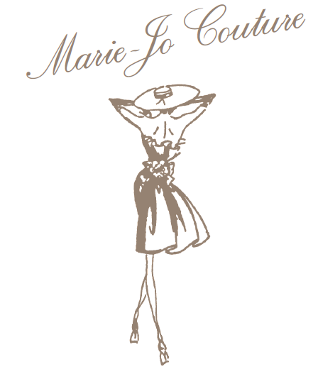 Logo Marie-Jo couture